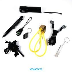 VONCOLD Survival-kit-TAS9/1, sada pro přežití 9v1