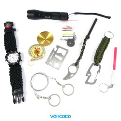 VONCOLD Survival-kit-TAS11 / 1, survival kit 11v1