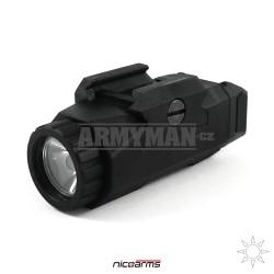 NICOARMS LIGHTFIRE-700 LED taktická svítilna