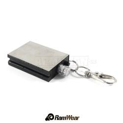 RAMWEAR tactical MGK-BOX-600, Škrtadlo pro denní nošení