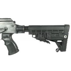 AK74/47 SET III - pažba, teleskop, grip