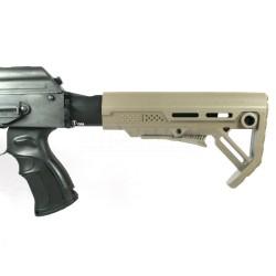 AK74/47 SET VII - pažba, teleskop, grip