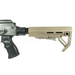 AK74/47 SET VIII - pažba, teleskop, grip