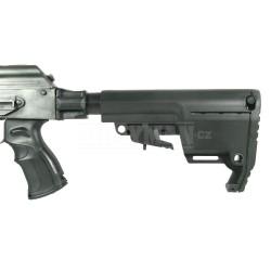 AK74/47 SET X - pažba, teleskop, grip