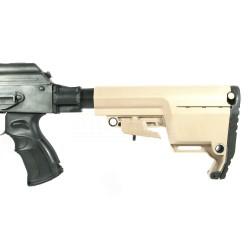 AK74/47 SET XI - pažba, teleskop, grip
