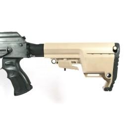 AK74/47 SET XII - pažba, teleskop, grip