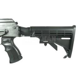 AK74/47 SET XIII - pažba, teleskop, grip