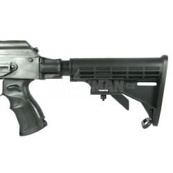 AK74/47 SET XIV - pažba, teleskop, grip