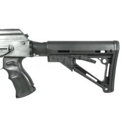 AK74/47 SET XVII - pažba, teleskop, grip