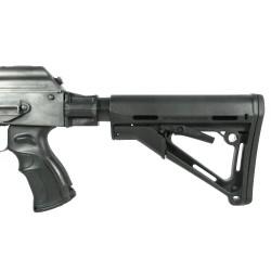 AK74/47 SET XVIII - pažba, teleskop, grip