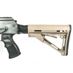 AK74/47 SET  XIX - pažba, teleskop, grip