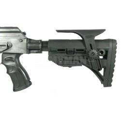 AK74/47 SET XXII - pažba, teleskop, grip