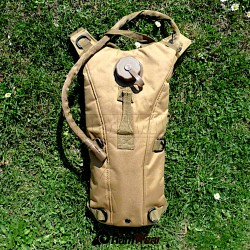 RamWear CMBK-Hydration-100, tactical moisturizing backpack