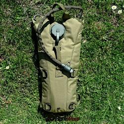 RamWear CMBK-Hydration-103, tactical moisturizing backpack