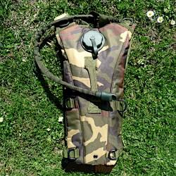 RamWear CMBK-Hydration-104, tactical moisturizing backpack