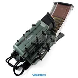 Voncold Open-cast-500, otevřená sumka pro dva zásobník