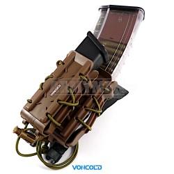 Voncold Open-cast-503, otevřená sumka pro dva zásobník