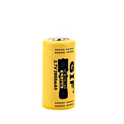GIF akumulátor IRC-16340 3,7 V 2800 mAh Li-Ion