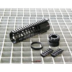 """NICOARMS SHAS-7, 7"""",18.5cm Předpažbí KeyMod"""