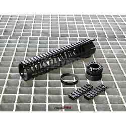 """NICOARMS SHAS-10, 10"""",25.4cm Předpažbí KeyMod"""