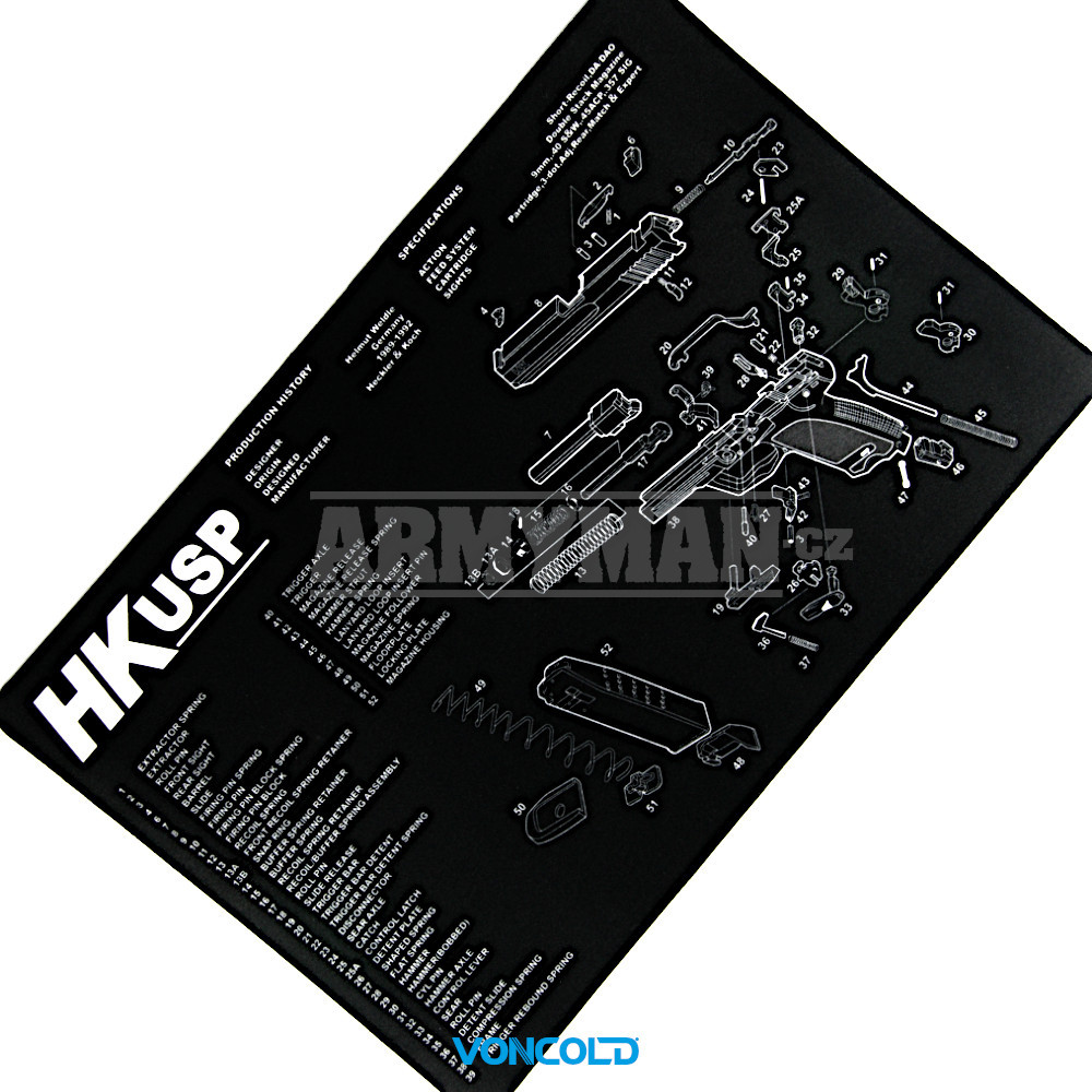 voncold-pad-hk-usp-cleaning-rubber-pad