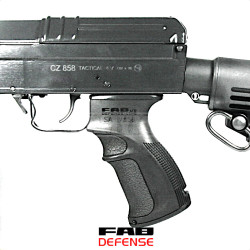 FAB DEFENSE AG-58 SA VZ.58 Pistol Grip , taktická rukojeť , černá