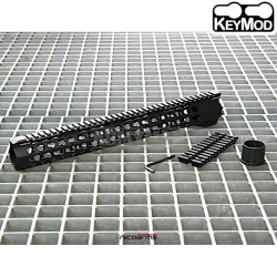 "NICOARMS SHAS-15, 15 "", 37.5cm KeyMod handguard"
