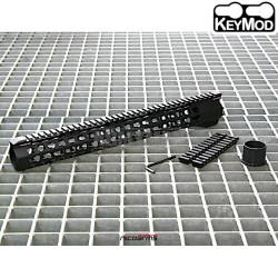 """NICOARMS SDAS-15, 15"""",37.5cm Předpažbí Slim KeyMod"""