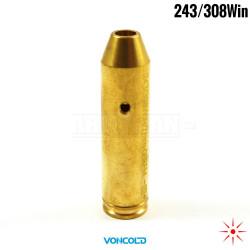 VONCOLD LBS-243/308 Red Laser  243,308WIN, 7mm-08REM