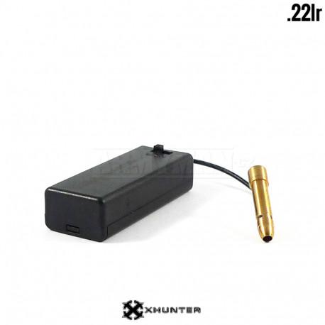 XHunter BOX-LBS-022 Nastřelovací laser .22lr