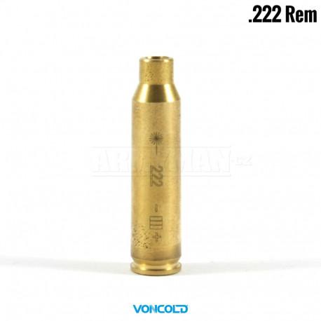 VONCOLD LBS-222 Nastřelovací laser .222 REM / 5,56x43mm