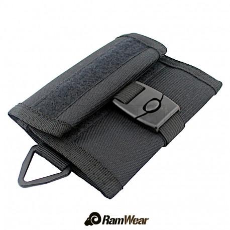 Ramwear Pocket-sport-500, sportovní-peněženka, armádní černá