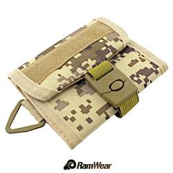 Ramwear Pocket-sport-501, sports-wallet, army desert digital