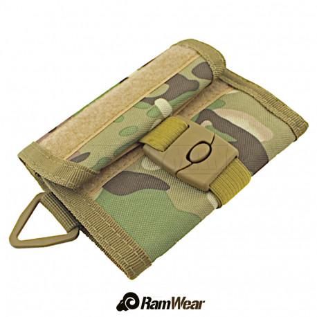 Ramwear Pocket-sport-502, sportovní-peněženka, armádní cp kamufláž