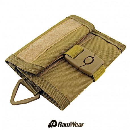 Ramwear Pocket-sport-503, sportovní-peněženka, armádní pouštní