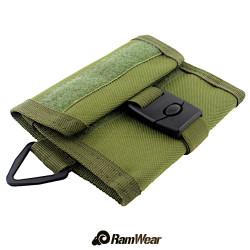 Ramwear Pocket-sport-505, sportovní-peněženka, armádní zelená