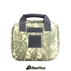 """Ramwear PSTORM-Bag-201, transport case 12 """", army acu digital"""
