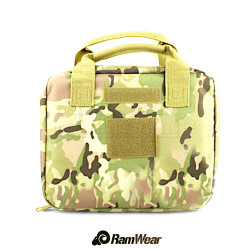 "Ramwear PSTORM-Bag-203, transport case 12 "", army cp camo"