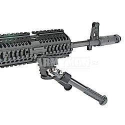 AK74/47 SET I - předpažbí, bipod