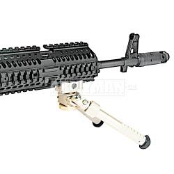 AK74/47 SET II - předpažbí, bipod