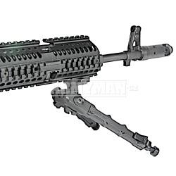 AK74/47 SET IV - předpažbí, bipod