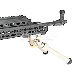 AK74/47 SET I - handguard, bipod