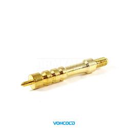 """VONCOLD JAG BRASS-10, trn mosaz 1/4"""" (6.35 mm)"""