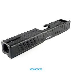 VONCOLD TACTICAL-COAT-201 GREEN