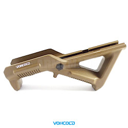 VONCOLD Triangle TR117,  taktická rukojeť , písková, polymer