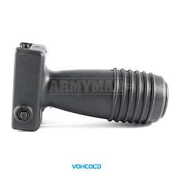NICOARMS T-Straight GH202, taktická rukojeť , černá, nylon