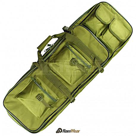 RamWear QBACK-CASE-311, taktické pouzdro pro dlouhou zbraň