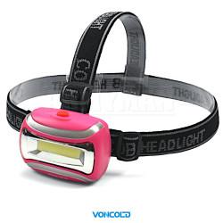 VONCOLD HEADSTORM-500 COB LED taktická čelová svítilna