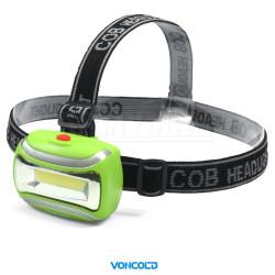 VONCOLD HEADSTORM-502 COB LED taktická čelová svítilna