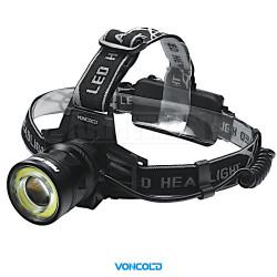 VONCOLD HEADDUAL-32 T6+COB LED  taktická čelová svítilna